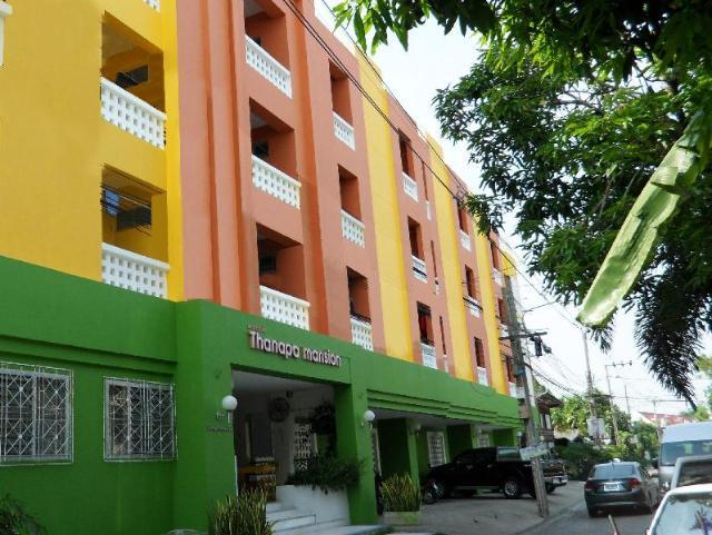 ธนาภา แมนชั่น ดอนเมือง แอร์พอร์ต – Thanapa Mansion Don Muang Airport