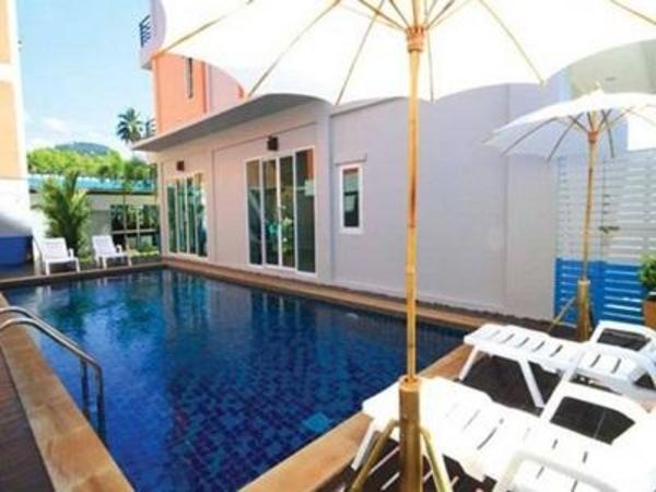 The Orange City Resort Krabi