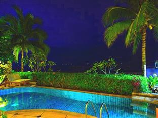 Layalina Hotel Phuket Phuket - Swimming pool at night