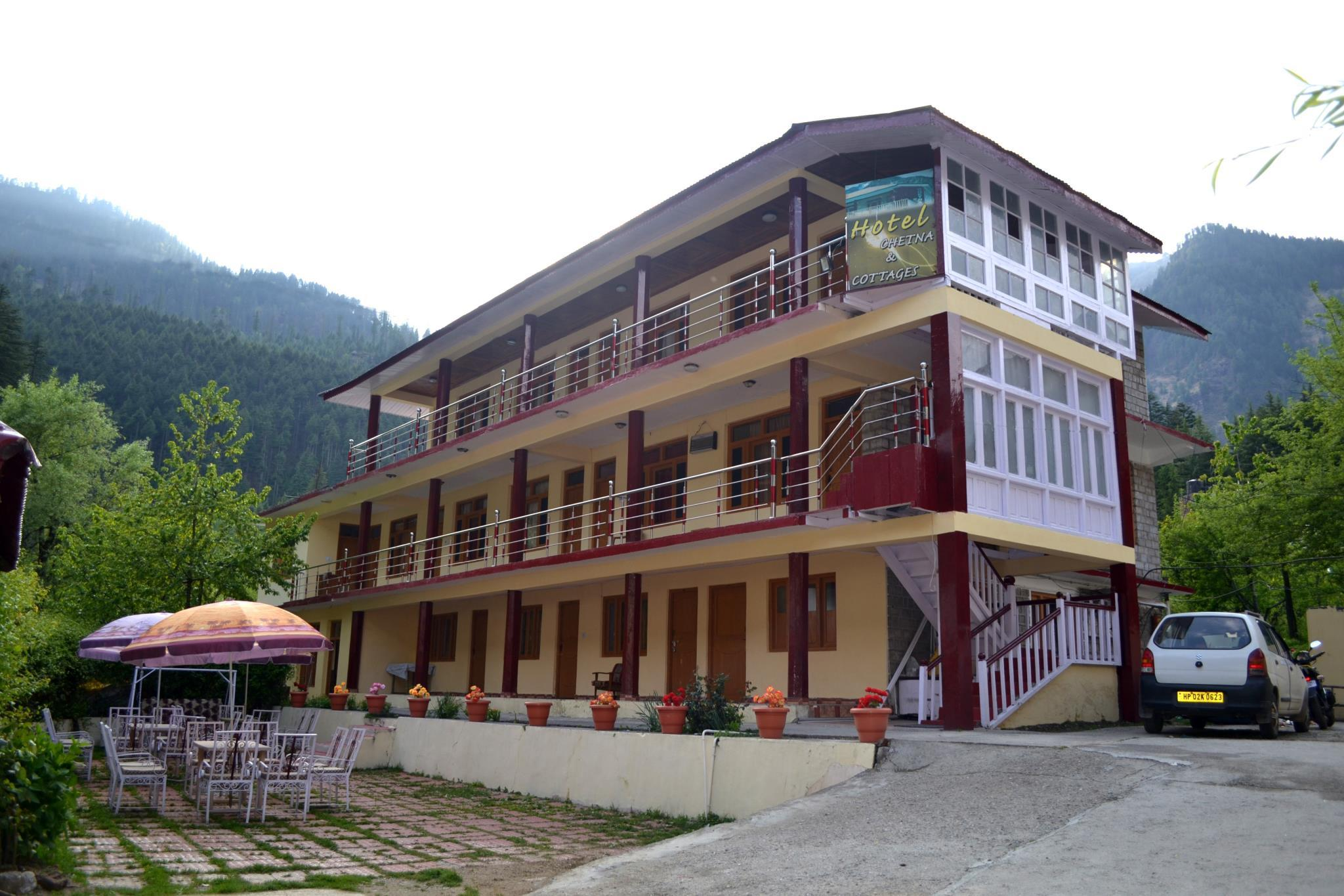 Hotel Chetna And Cottages