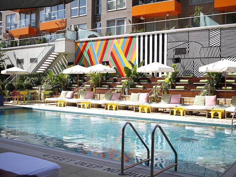 McCarren Hotel and Pool