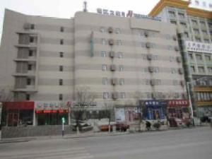Jinjiang Inn Huainan Train Station Shungeng Middle Road