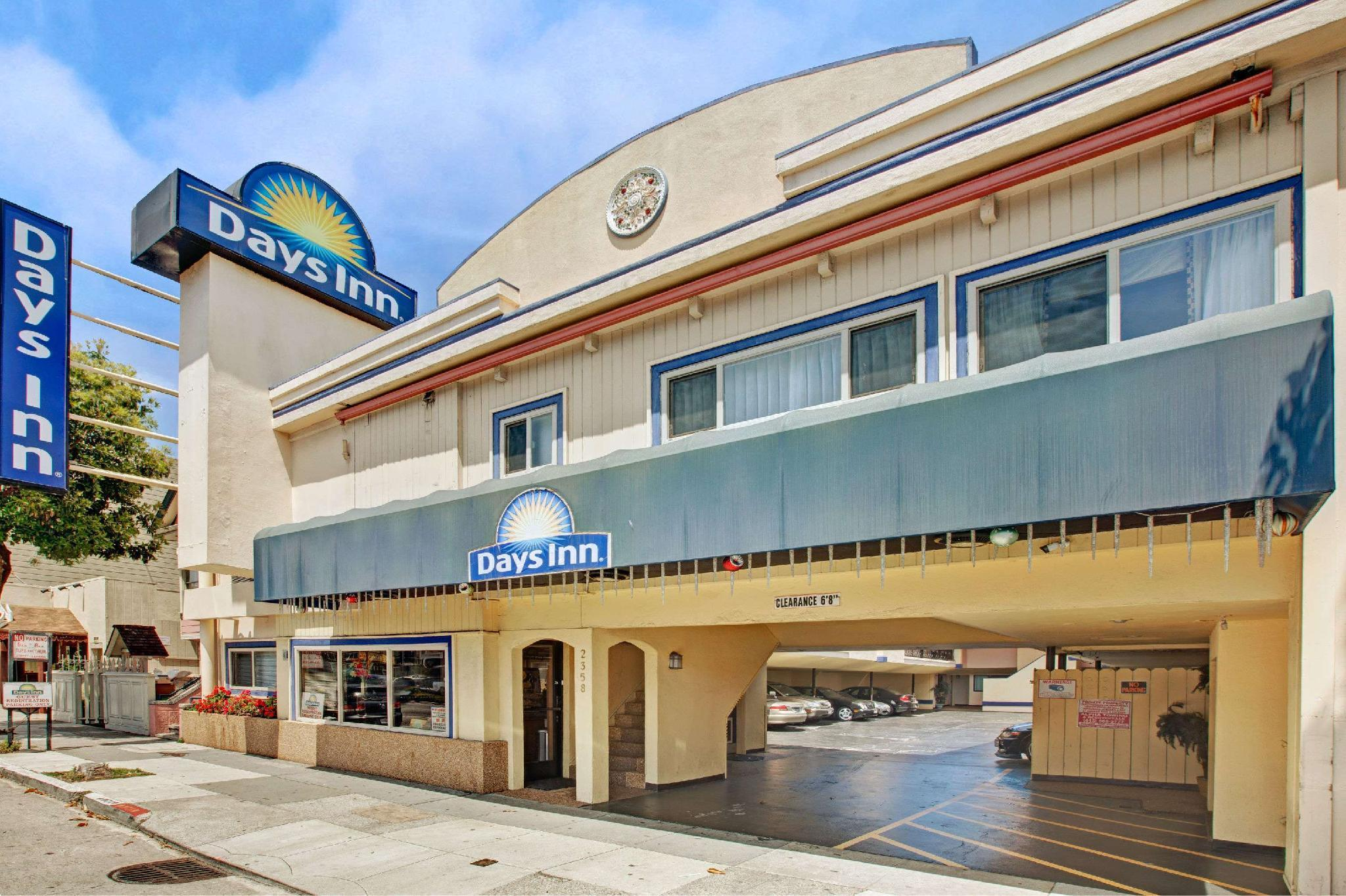 Days Inn By Wyndham San Francisco   Lombard