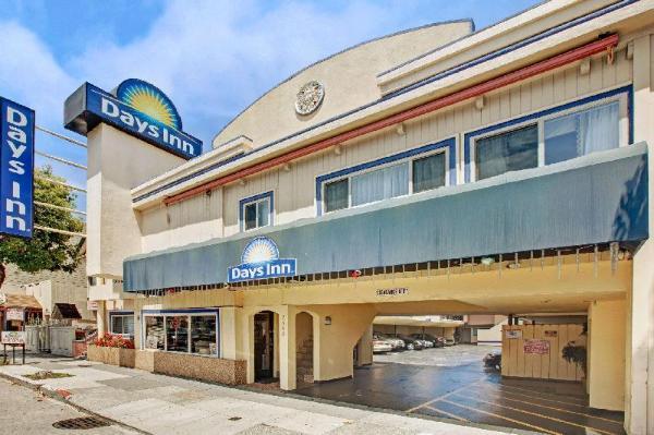 Days Inn by Wyndham San Francisco - Lombard San Francisco