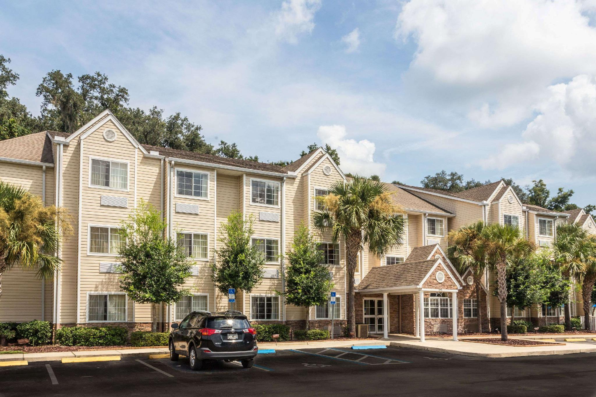 Microtel Inn And Suites By Wyndham Ocala