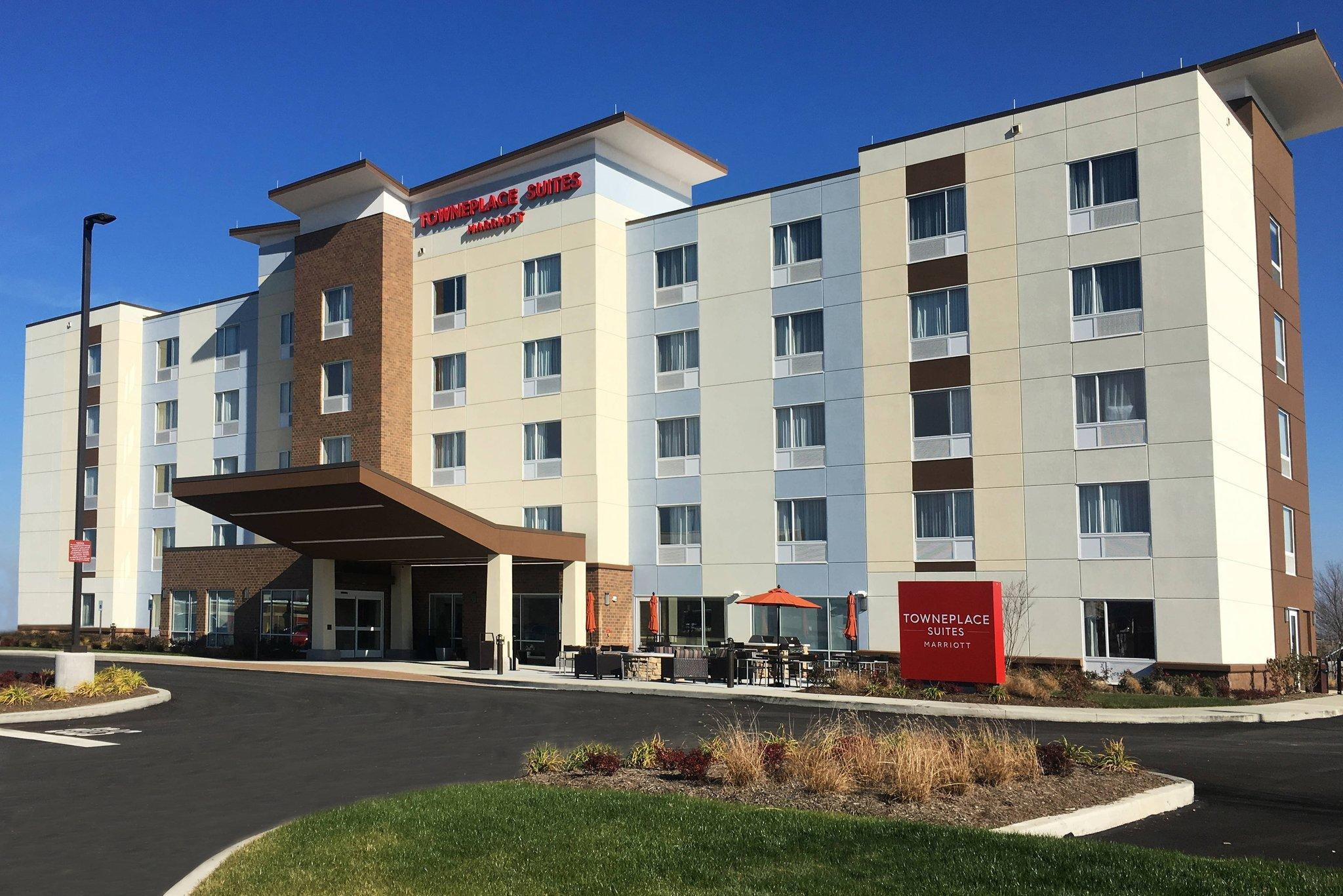 TownePlace Suites Grove City Mercer Outlets