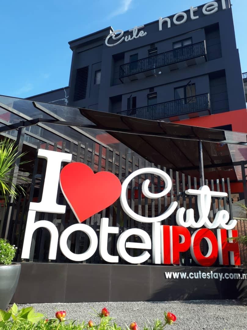 Cute Hotel And Dorms Ipoh