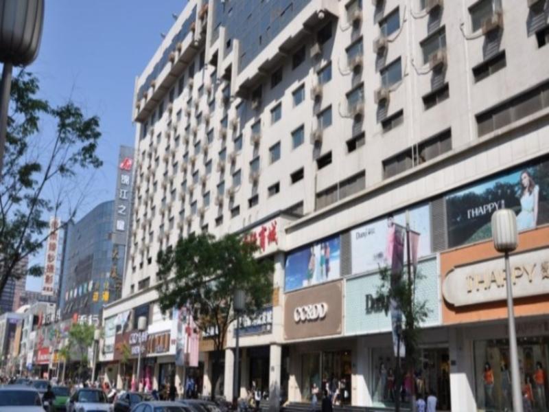 Jinjiang Inn Taiyuan Fuxi Street Taiyuan China