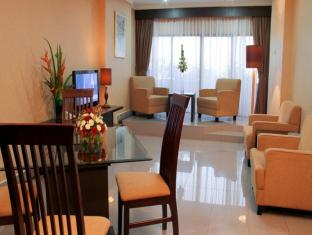Danau Toba Hotel International Medan - Deluxe Suite