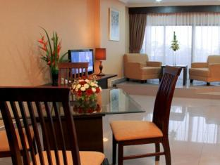 Danau Toba Hotel International Medan - Chambre