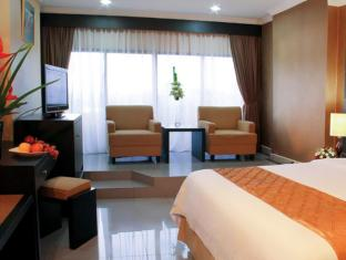 Danau Toba Hotel International Medan - Gastenkamer