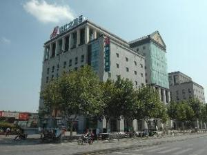 ジンジャン イン 嘉興 トレイン ステーション (Jinjiang Inn Jiaxing Train Station)