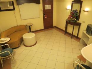 체리 블러섬 호텔 마닐라 마닐라 - 스위트 룸