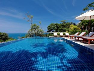 Secret Cliff Villa Phuket - Bazén