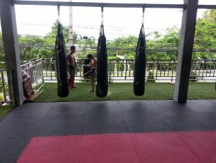 Secret Cliff Villa Phuket - Fitness prostory