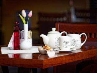 Golden Sands Hotel Apartments Dubai - Coffee Lounge - Golden Sands Apartments 3