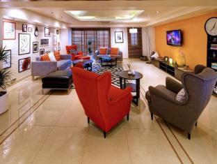 Golden Sands Hotel Apartments Dubai - Guest Lounge - Golden Sands 3