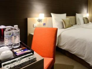 Paihsuan Hotel Taipei - Deluxe Twin