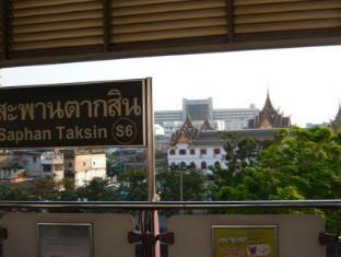 Escape Non-Smoking Boutique B&B Bangkok - Nearby Transport