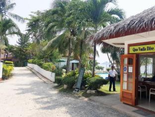 Quo Vadis Dive Resort Моалбоал - Рецепція