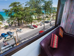 Patong Beach Bed and Breakfast Phuket - Grand sea view
