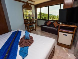 Patong Beach Bed and Breakfast Phuket - Guest Room