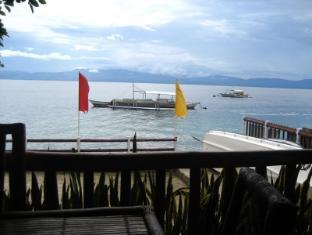 Cabana Beach Resort Moalboal - View