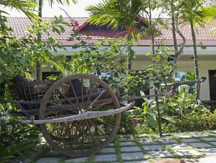 The Moon Boutique Hotel Siem Reap - Tropical Garden