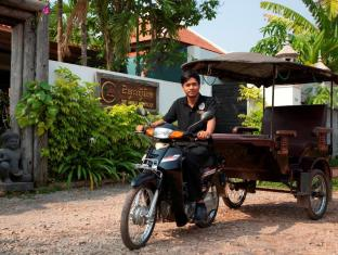 The Moon Boutique Hotel Siem Reap - Hotel Driver