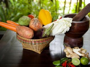 The Moon Boutique Hotel Siem Reap - Fresh vegetable