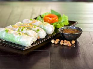 The Moon Boutique Hotel Siem Reap - Fresh Spring Roll