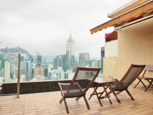 Best Western Hotel Causeway Bay Hong Kong - Jacuzzi on Top Floor