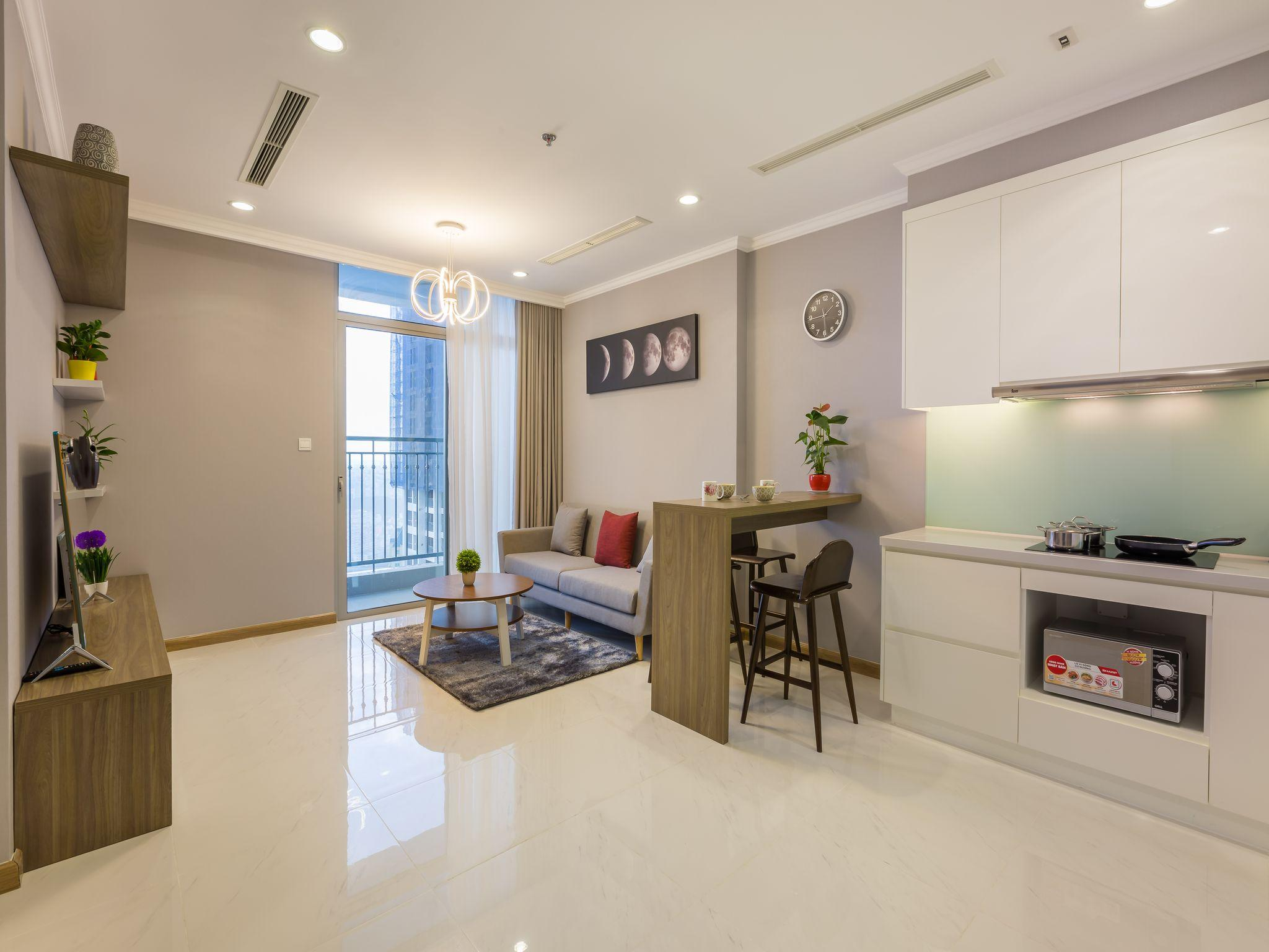 Signature 1 Bedroom River City View Cozy Apartment