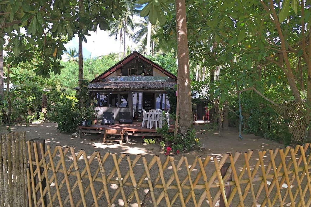 Beach Front House  Corong Corong Beach