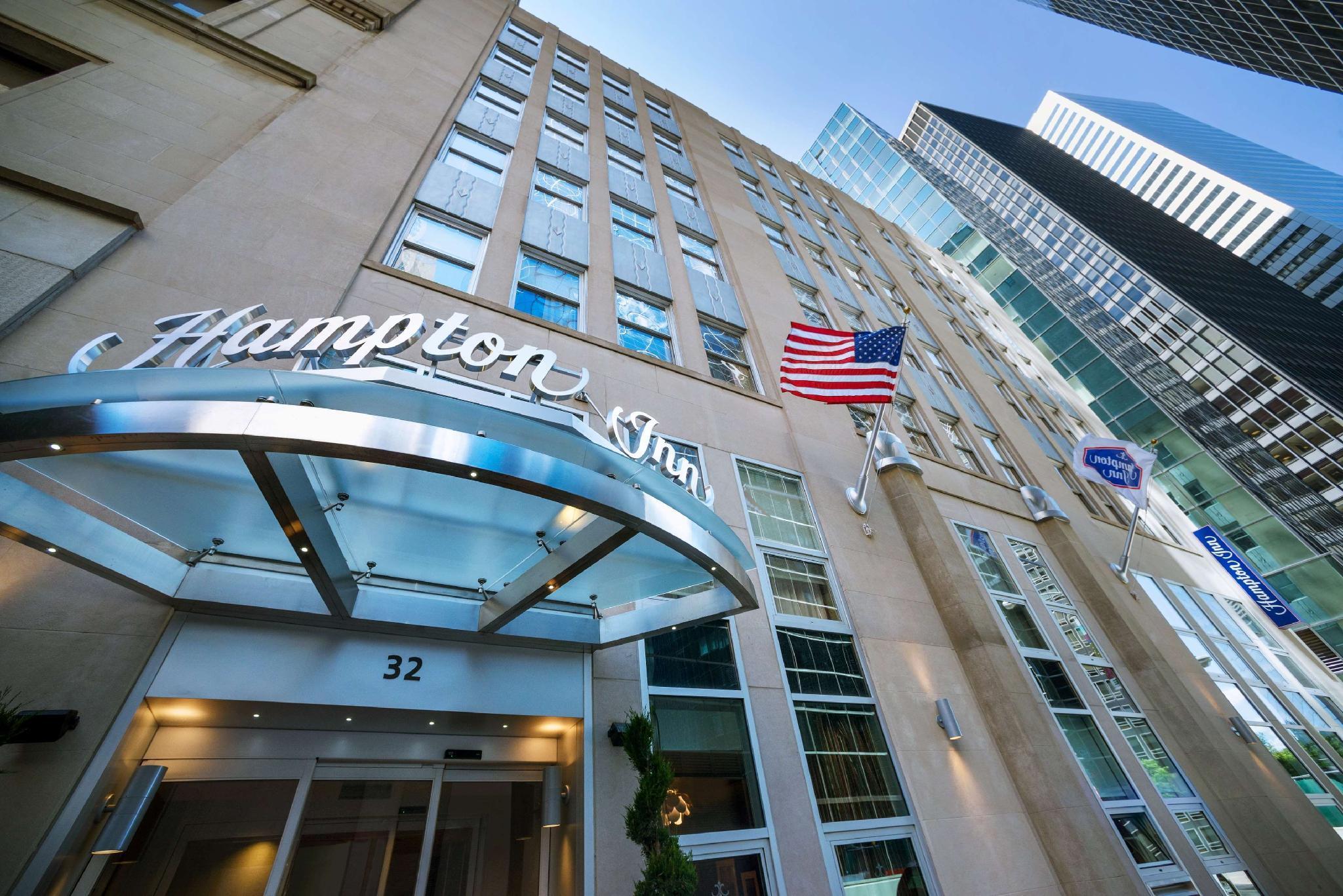 Hampton Inn Manhattan Downtown Financial District