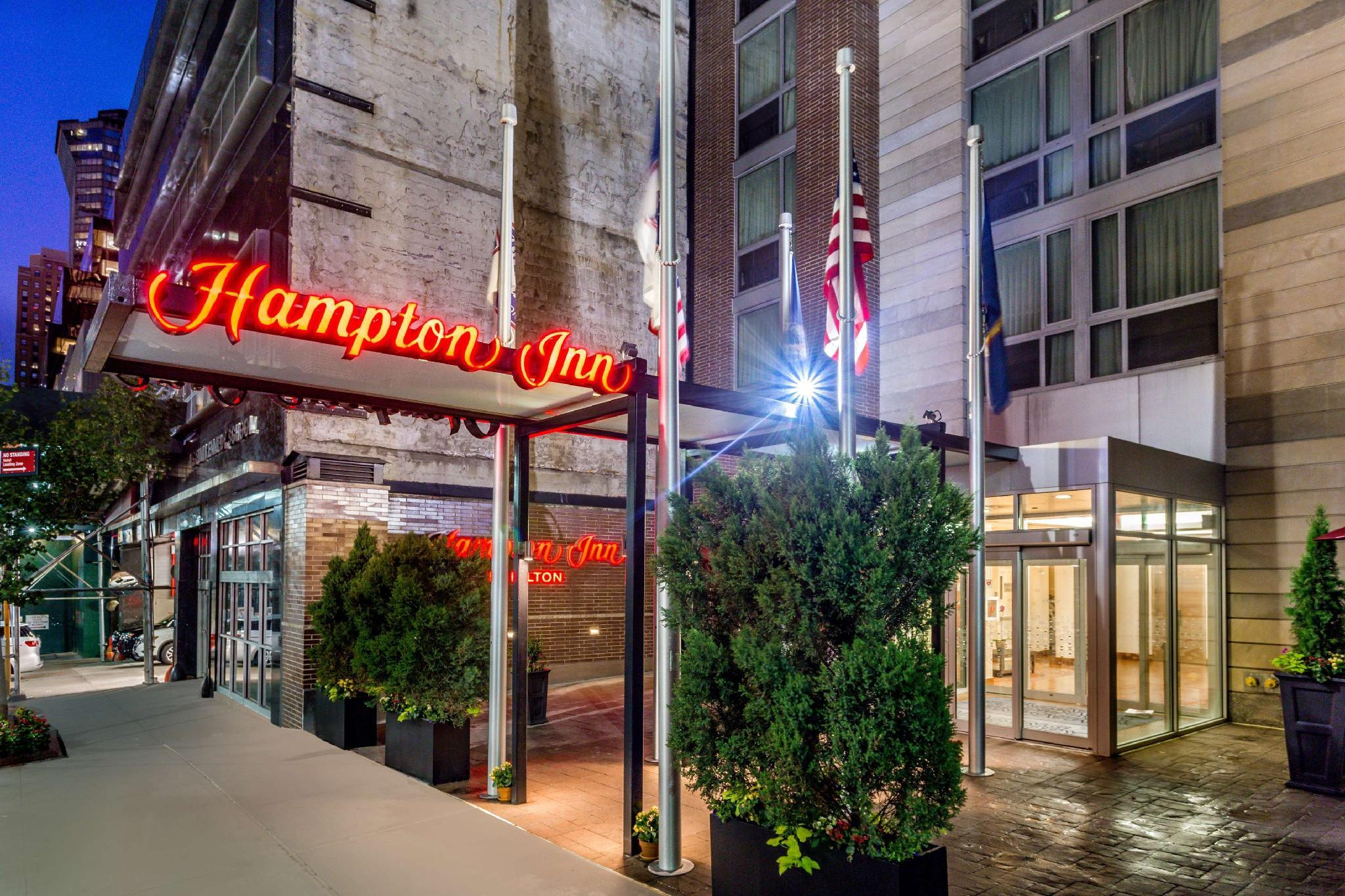 Hampton Inn Manhattan United Nations