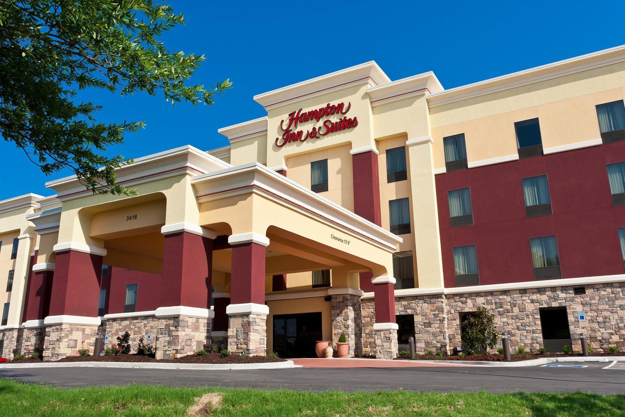 Hampton Inn And Suites Tulsa Central