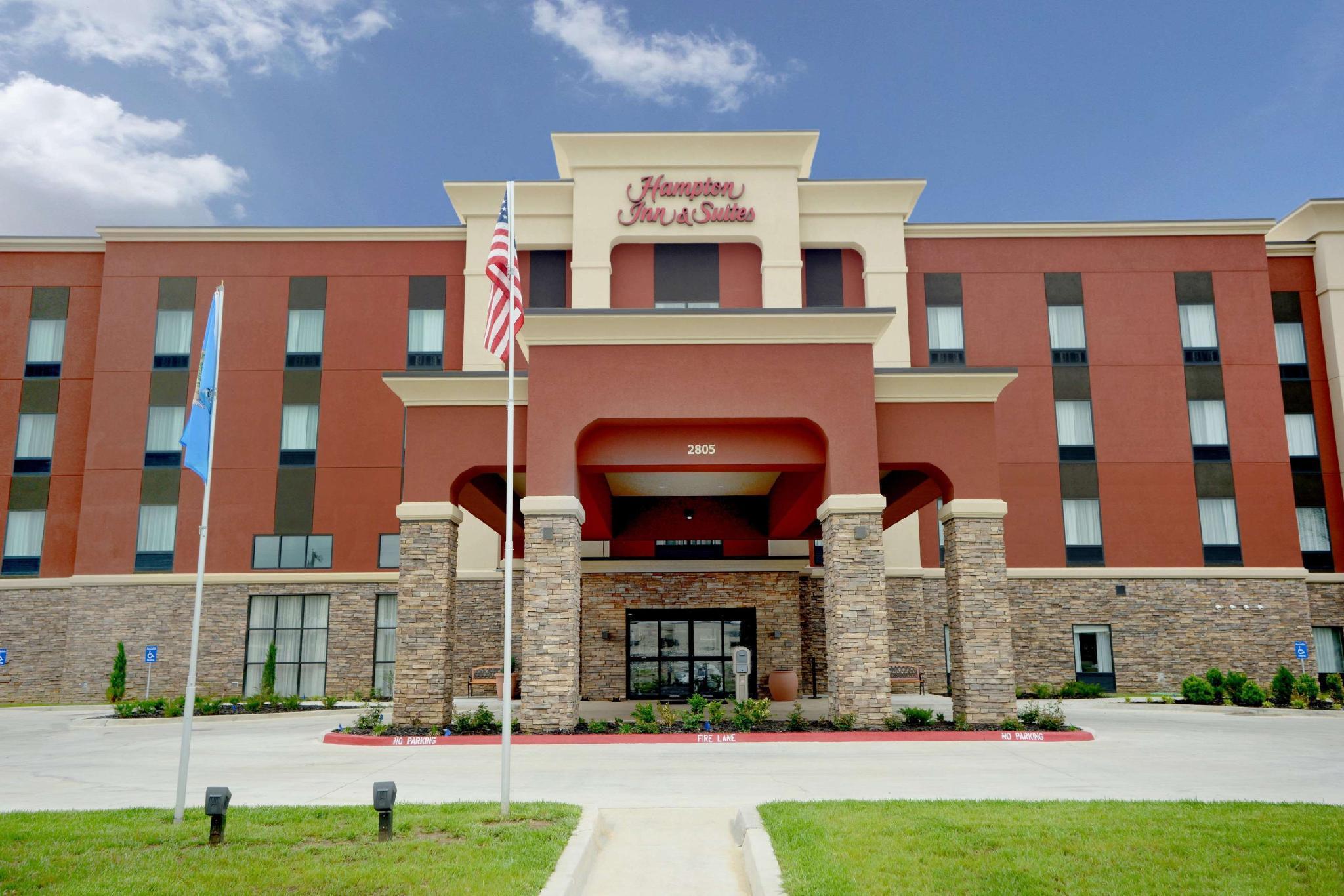 Hampton Inn And Suites Ponca City OK