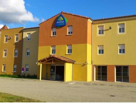 Hotel Akena City Agen Castelculier