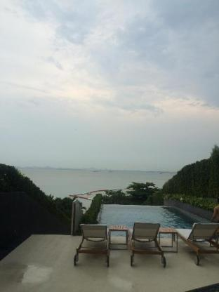 %name Private beach stunning pool tranquil Pattaya พัทยา