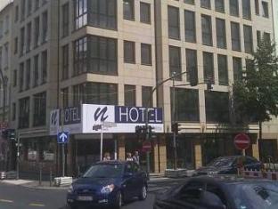 Nordic Hotel Berlin-Mitte Берлин - Фасада на хотела
