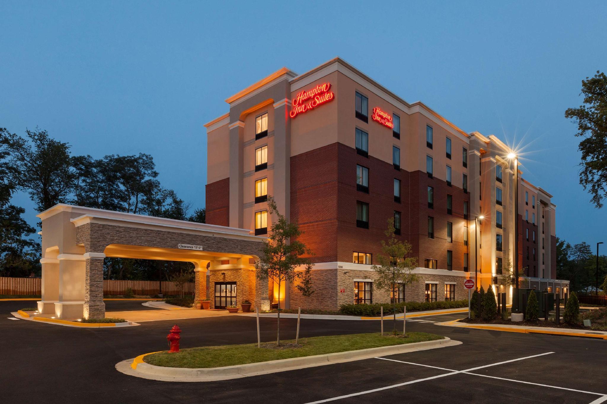 Hampton Inn And Suites Camp Springs Andrews AFB