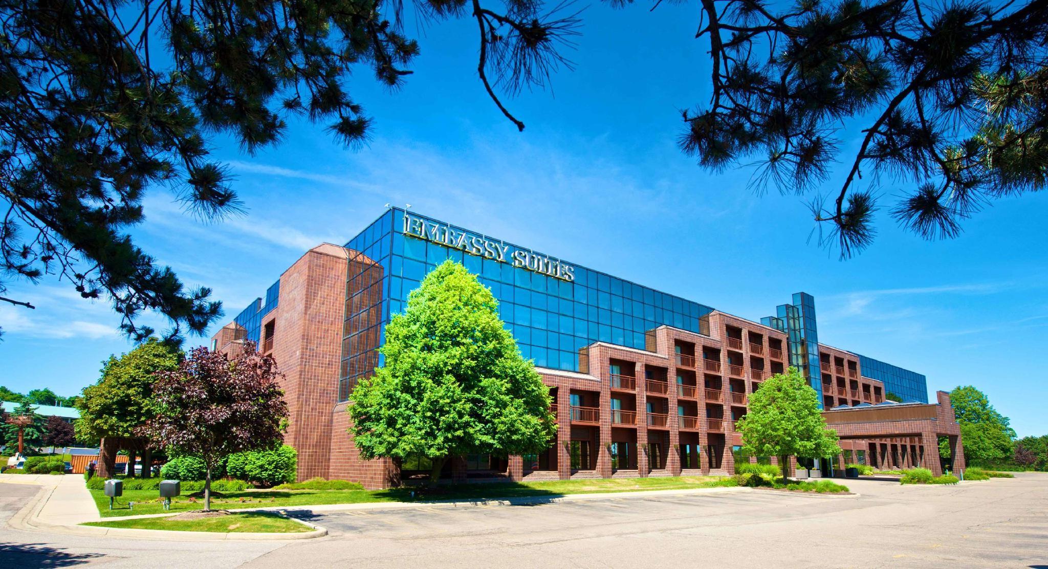 Embassy Suites By Hilton Detroit Livonia Novi