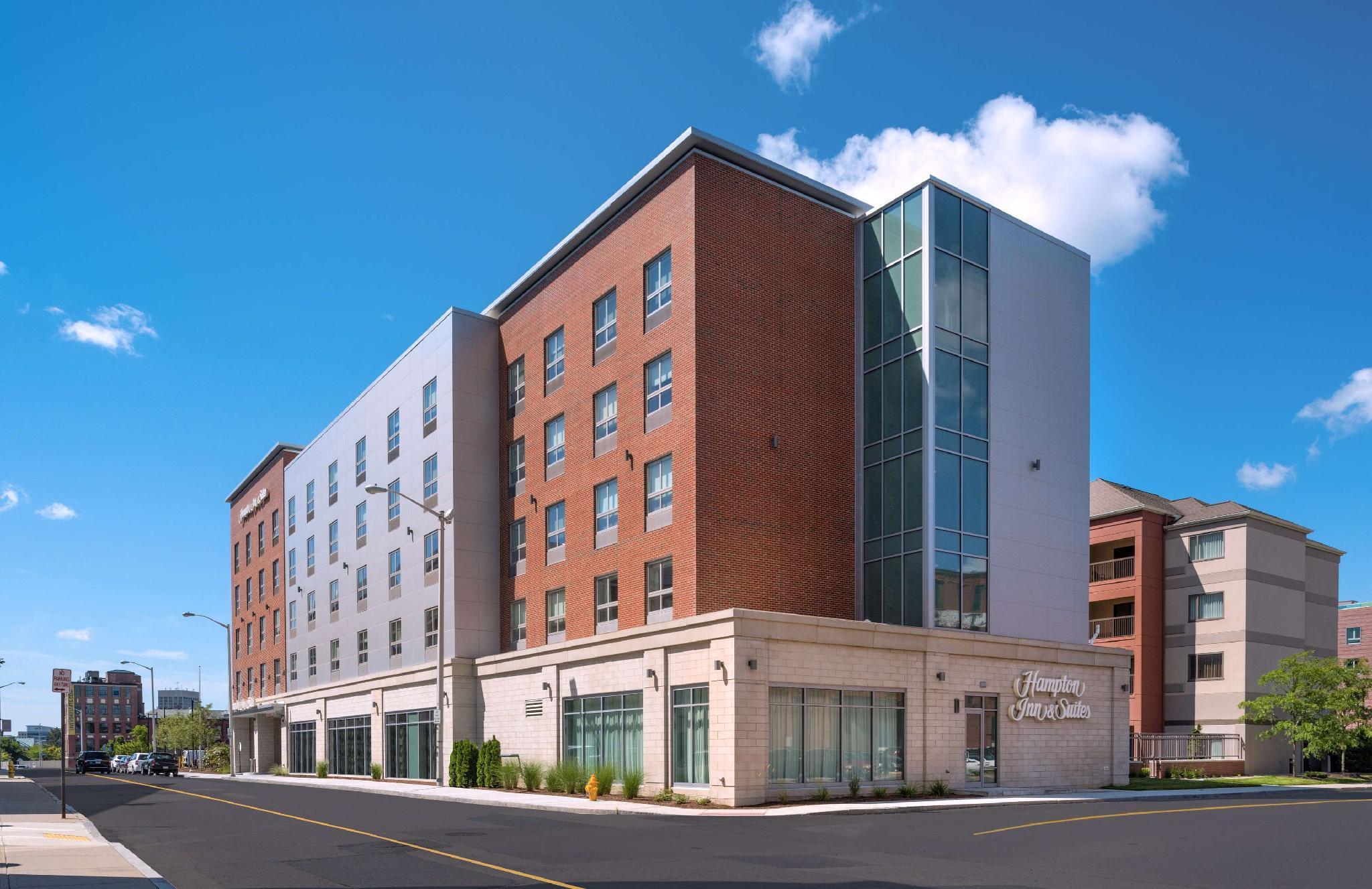 Hampton Inn And Suites Worcester