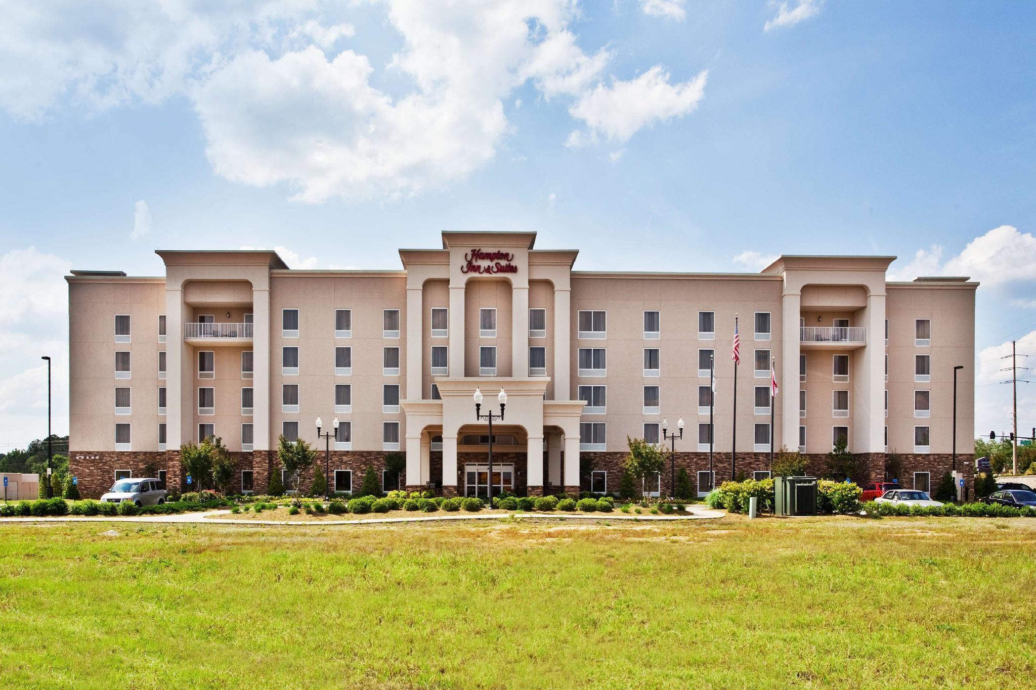 Hampton Inn And Suites Lanett West Point