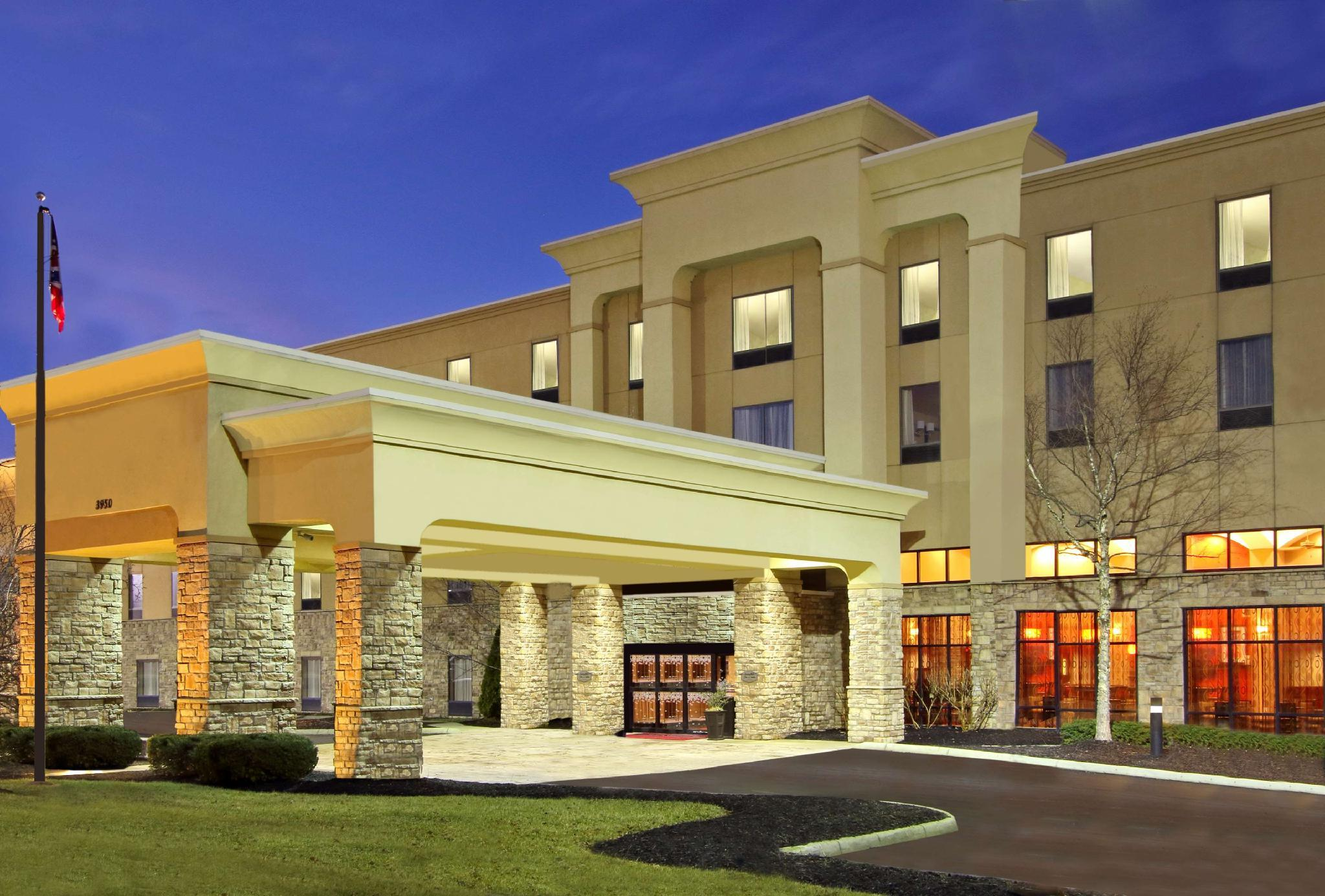 Hampton Inn And Suites Columbus Hilliard