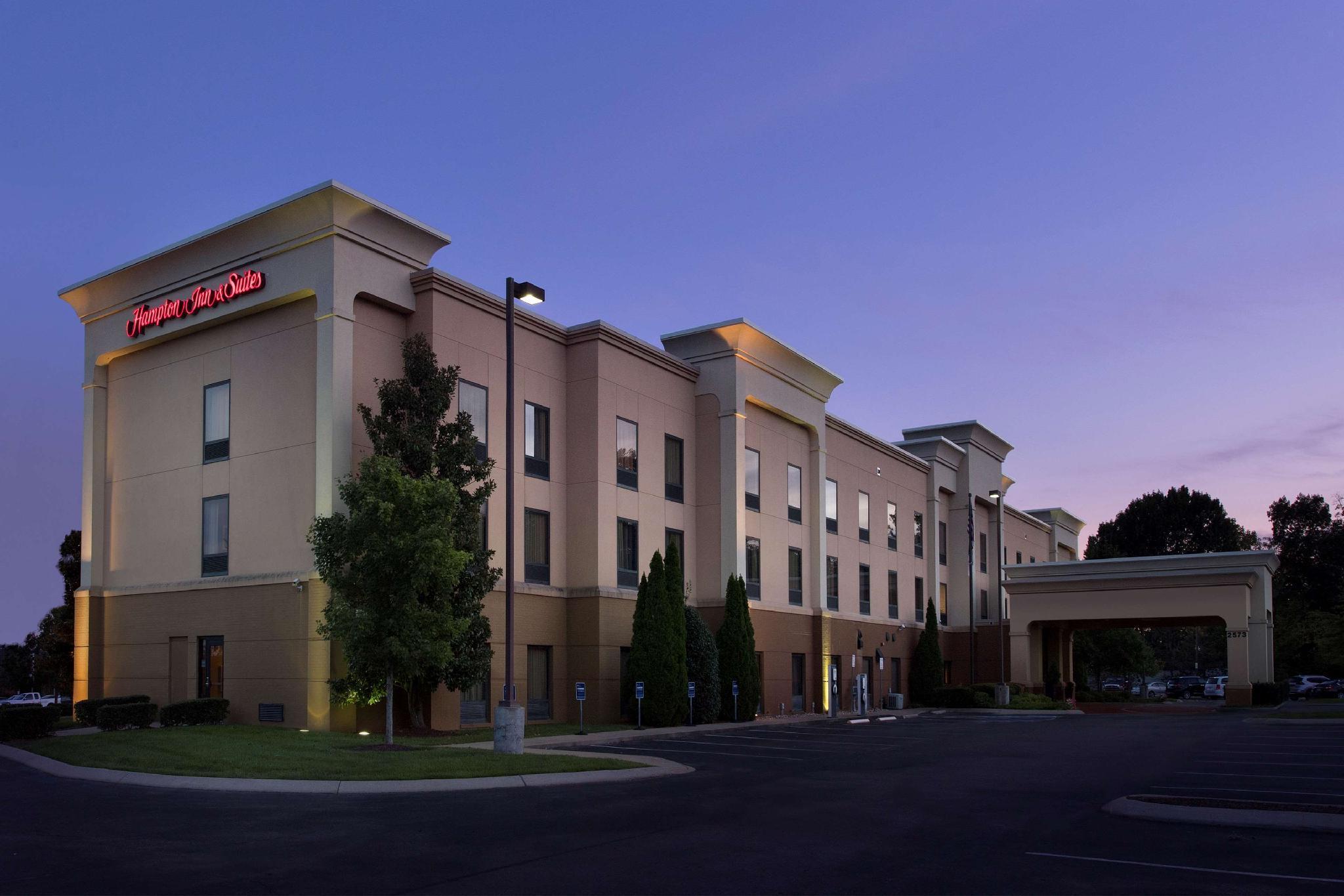 Hampton Inn And Suites Nashville Smyrna