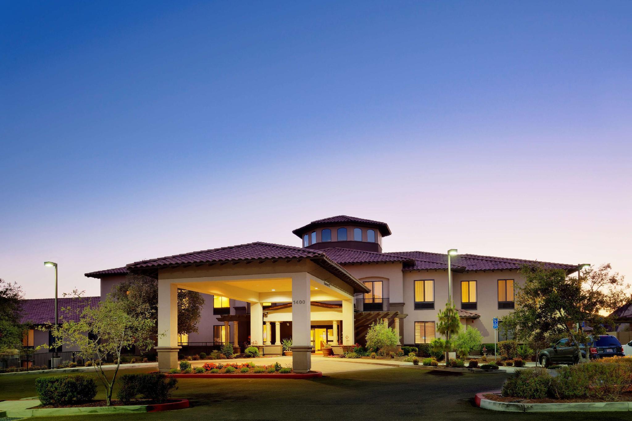 Hampton Inn And Suites Arroyo Grande Pismo Beach Area