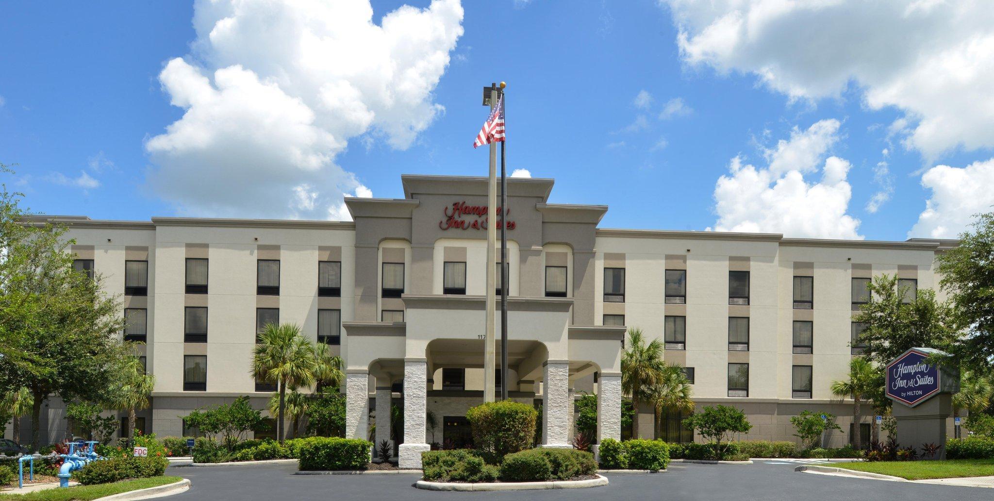 Hampton Inn And Suites Tampa East  Casino Area