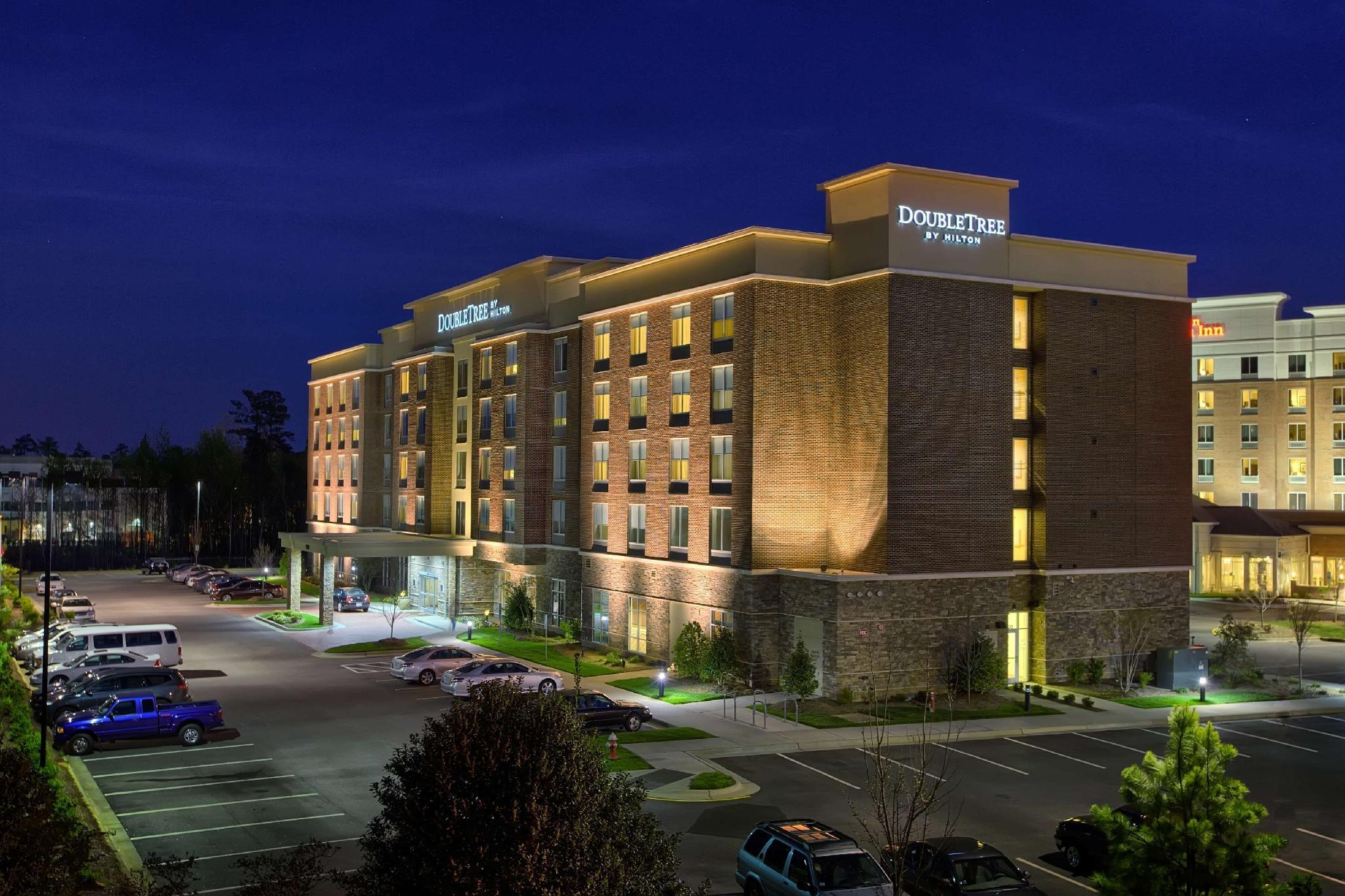 DoubleTree By Hilton Raleigh Cary